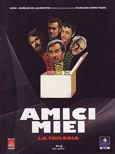Amici Miei La Trilogia (Box 3 Br)