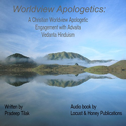 Worldview Apologetics audiobook cover art
