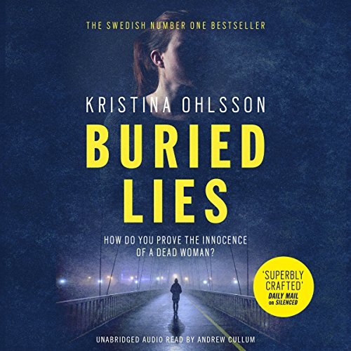 Buried Lies audiobook cover art