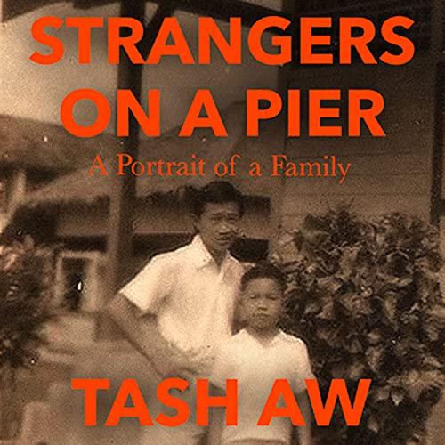 Strangers on a Pier cover art