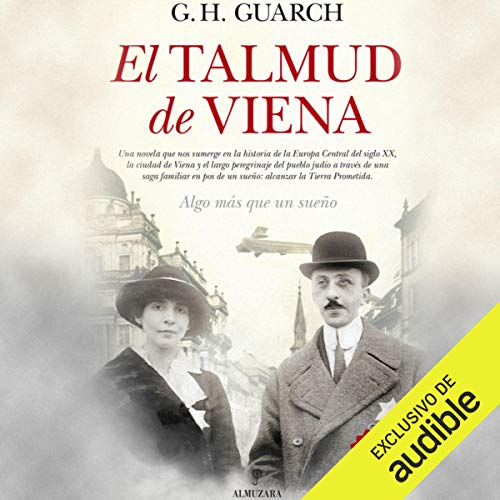 El talmud de Viena [The Talmud of Vienna] audiobook cover art