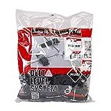 Rubi 2853 bridas, Negro, 3-12 mm, Set de 200 Piezas