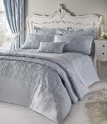 Portfolio Armitage - Funda de edredón para cama individual, color azul