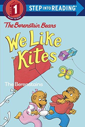 Berenstain Bears: We Like Kites (Step into Reading)の詳細を見る