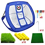 Pop Up Golf Chipping Net | Perfe...
