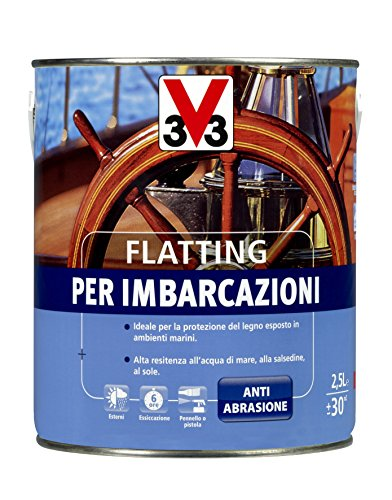 Flatting imbarcazioni 750 ml Brillante Ambrato