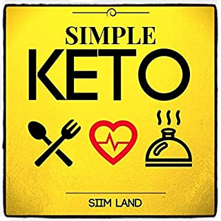 Simple Keto audiobook cover art