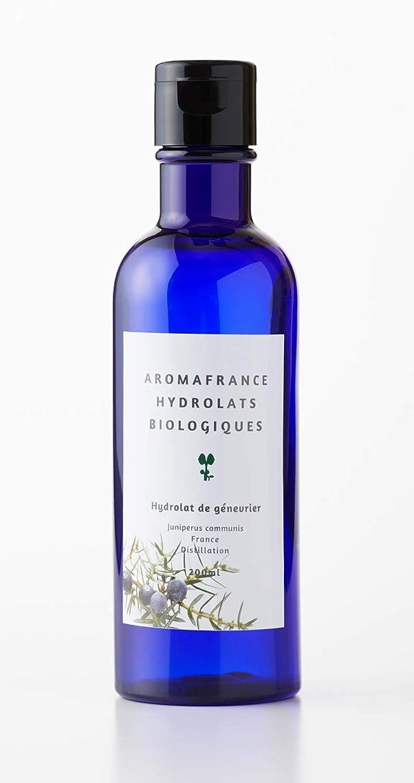 地上で桁くしゃみアロマフランス(Aroma France)ハーブウォーター ジュニパー 200ml