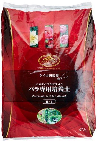瀬戸ヶ原花苑 ケイ山田監修 バラ専用培養土 40L