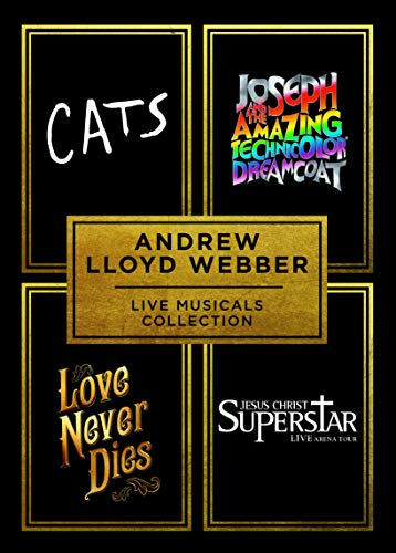 DVD5 - Andrew Lloyd Webber - Live Musicals Collection (5 DVD)