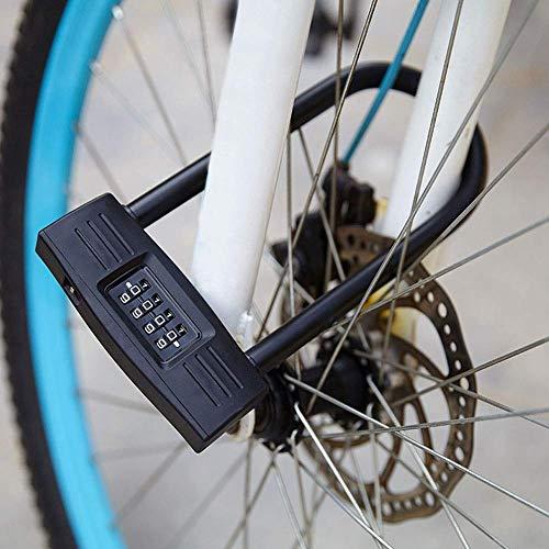 Candado para bicicleta Candados para bicicleta Candado en U Candado para bicicleta en U Motocicleta de alta resistencia Bicicleta eléctrica para bicicleta