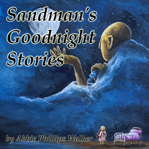 Sandman's Goodnight Stories cover art