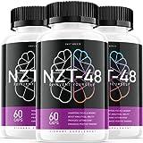 (3 Pack) NZT-48 Limitless Pill Reinvent Yourself NZT48...