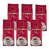 6x1kg Coffee Beans GIMOKA (1. Gran BAR)