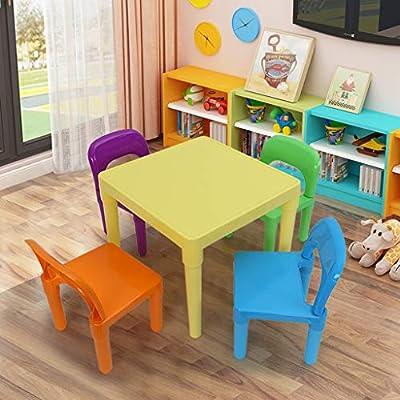Karamoda US Fast Shipment Kids Table and Chair ...