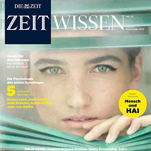 ZeitWIssen August / September 2015 Titelbild