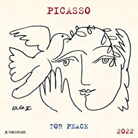 Pablo Picasso - For Peace 2022: Kalender 2022