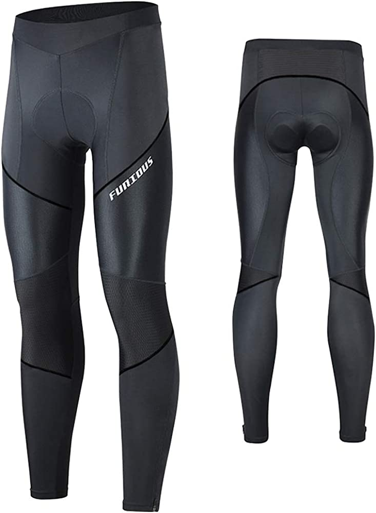 Max 50% OFF FEIXIANG Cycling Pants for Men Compression Padded 3D Special Campaign Bike Long