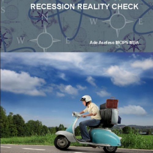 Recession Reality Check audiobook cover art