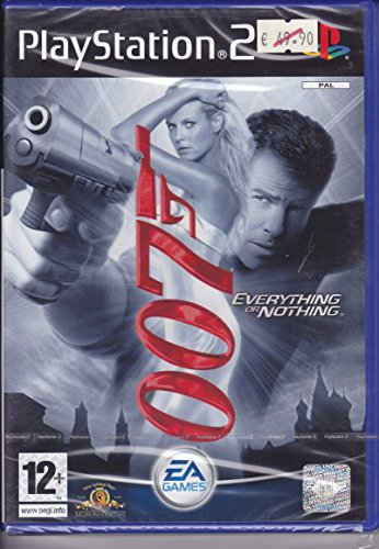 James Bond:Everything Or...-(Ps2)