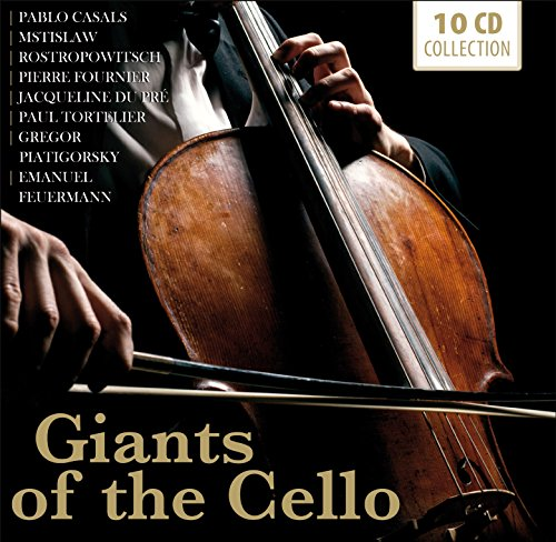 Giants of the Cello