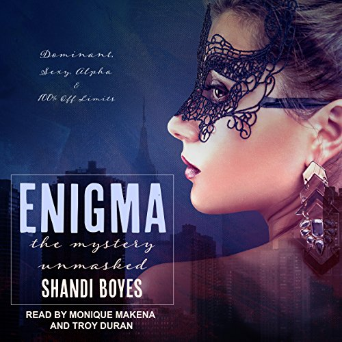 Enigma: The Mystery Unmasked audiobook cover art