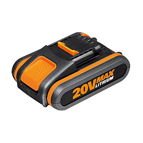 Worx 20.V/2000.Mah Li-Ion Batería Power Share, 1.Pieza, Wa3551.1