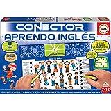 Educa- Aprendo Inglés Juego Connector para Niños, Multicolor (17206)