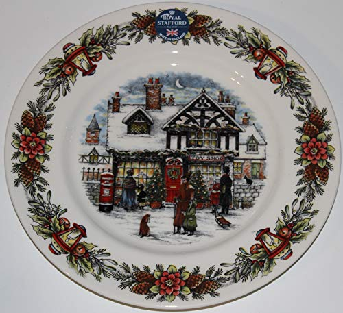 Royal Stafford Toy Shop Holiday/Christmas Dinnerware Sets - Set of 4 (Dinner Plates)