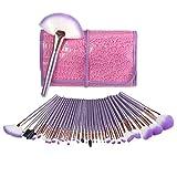 Best Makeup Brush Sets - Makeup Brush Set, USpicy 32 Pieces Professional Makeup Review