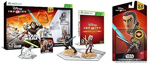 Disney Infinity 3.0 Edition Starter Pack Bundle - Amazon Exclusive - Xbox 360