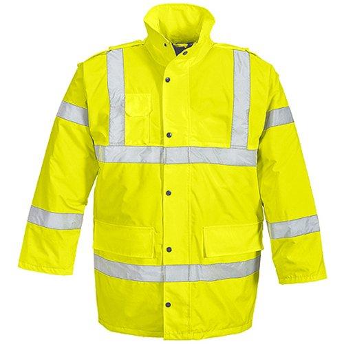 HTR 2640-xl-9000tamaño XL Alta Visibilidad Parka–amarillo