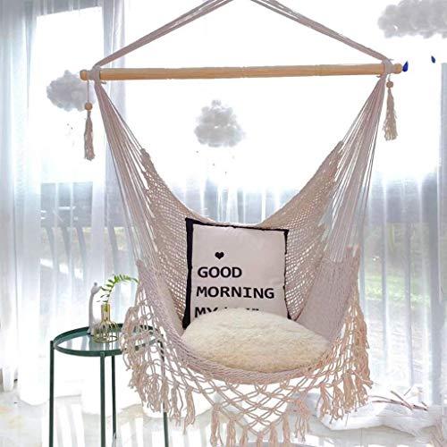 WYJW hangstoel hangstoel stoel stoel voor slaapkamer opknoping hangstoel voor kinderen kamer Decor Patio Decor tiener kamer Decor Hold Up 150 kg