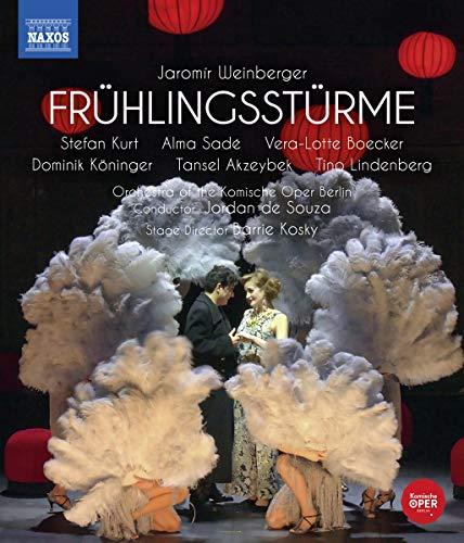Weinberger: Frühlingssturme ('Spring Storms') [Various] [Naxos: NBD0122V] [Blu-ray] [2020]