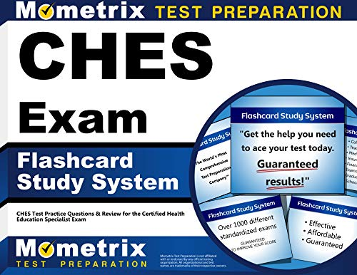 CHES Exam Flashcard Study System: CHES Test Practice Questions & Review for the Certified Health Education Specialist Ex