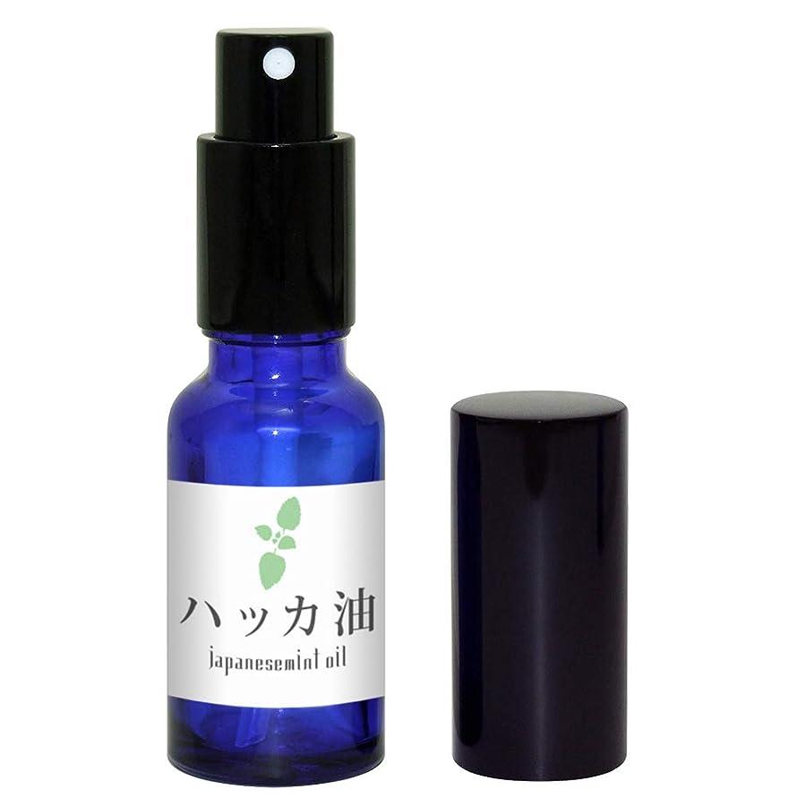 オープニングプログラム母ガレージゼロ ハッカ油 (スプレー瓶入20ml)