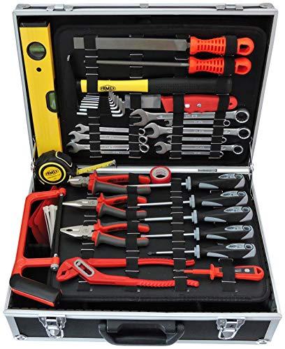 FAMEX 754-98 Werkzeugkoffer gefüllt mit...