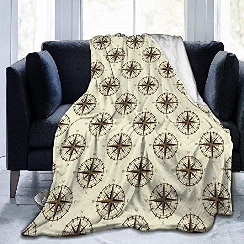 I Live to Kayak Throw Blanket Soft Cozy Lightweight Warm Winter Bed Blanket for Bed Sofa Couch Office Travel All Season 50'x40'