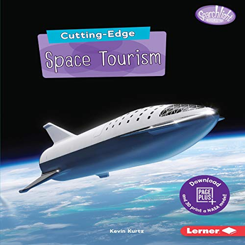 Cutting-Edge Space Tourism cover art