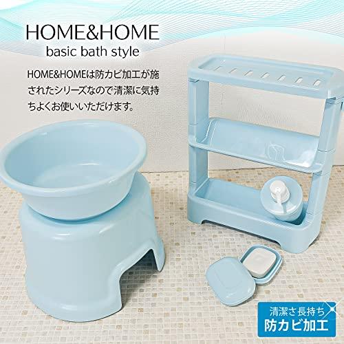 リス石鹸置き石鹸箱H&Hパステルグリーン『防カビ加工』日本製