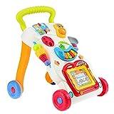 Modernshop Children Musical Walker, Push & Pull Toy for Toddlers & Kids, Ba