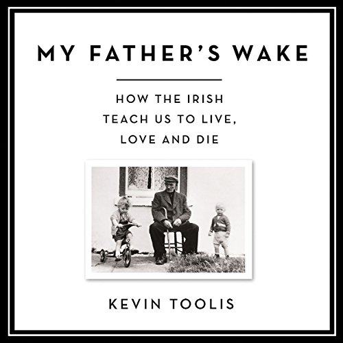 My Father's Wake audiobook cover art