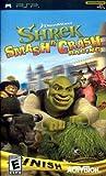 Activision Shrek Smash N Crash Racing, PSP