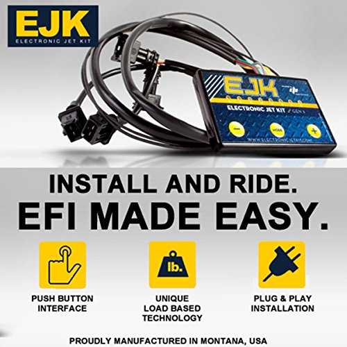 Dobeck EJK Fuel Injection Controller for Yamaha Zuma 125 2009-2016, EFI Programmer