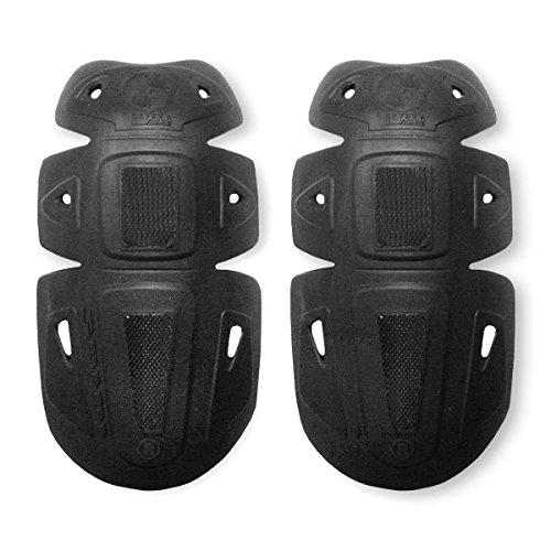 Spidi Z131-026 motorkleding multitech knee beschermers, zwart, maat: TU