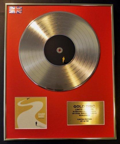 Bruno Mars Cd Disco de Oro Disco Edicion Limitada/Doo-Woops & Hooligans