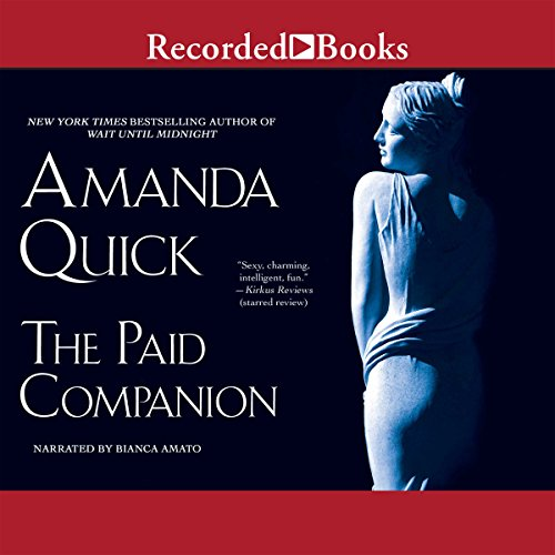 The Paid Companion audiobook cover art