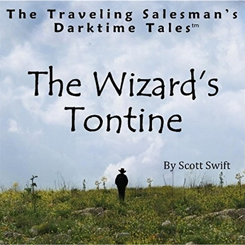 The Wizard's Tontine cover art