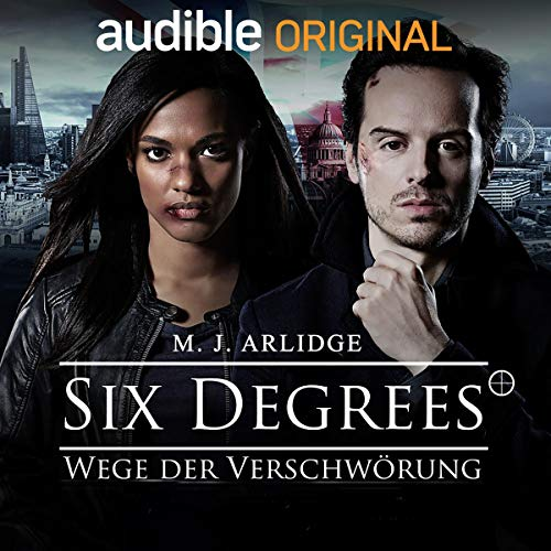 Six Degrees - Wege der Verschwörung     Die komplette 1. Staffel              By:                                                                                                                                 M. J. Arlidge                               Narrated by:                                                                                                                                 Uve Teschner,                                                                                        Manja Doering,                                                                                        Gabriele Blum,                   and others                 Length: 5 hrs and 22 mins     Not rated yet     Overall 0.0