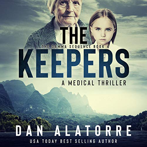 The Keepers cover art